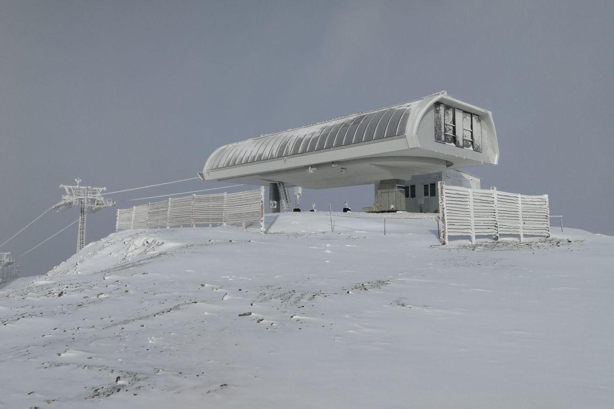 Lift design ski resorts