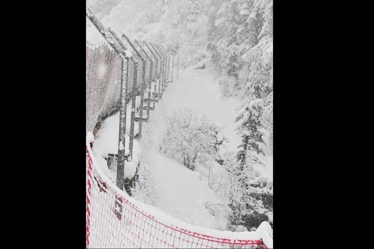 Safety ski resorts