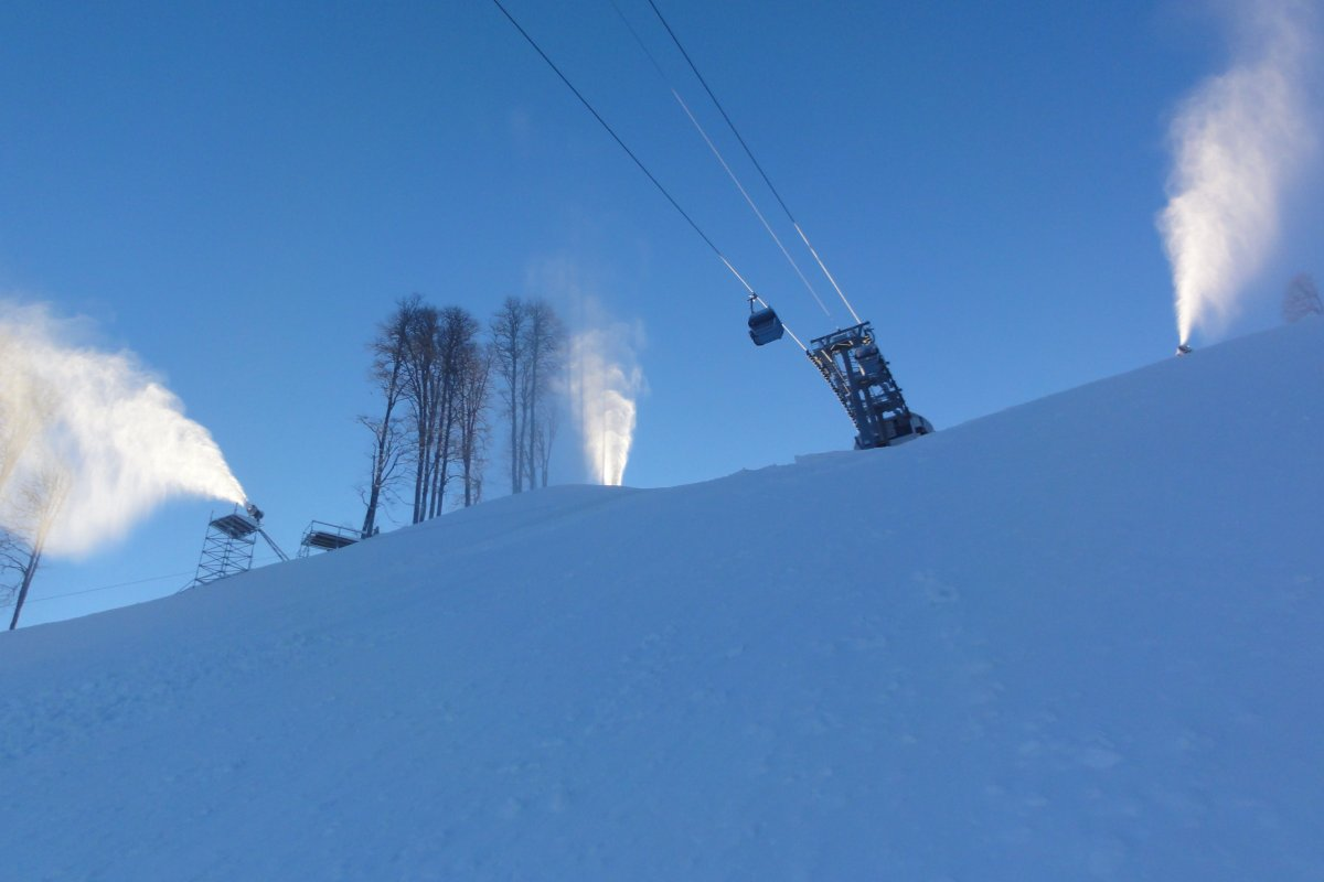 snowmaking strategy 2resorts